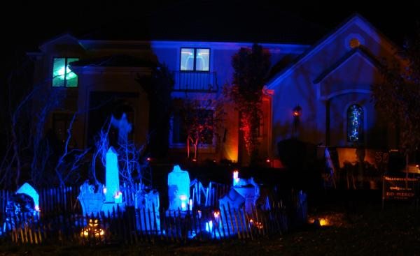 Haunting Your House for Halloween: Effects : Tastefully Gothic